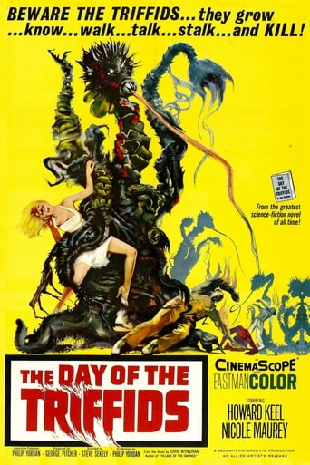 Poster of The Day of the Triffids
