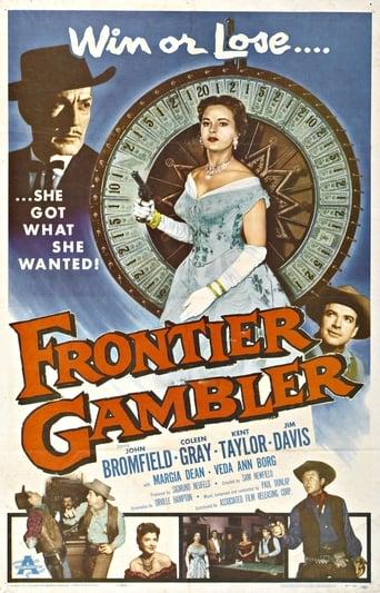 Poster of Frontier Gambler