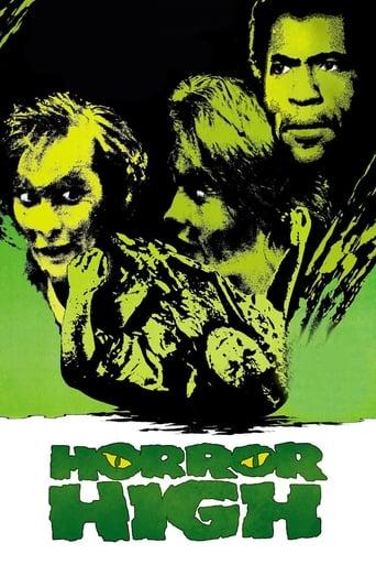 Poster of Horror High