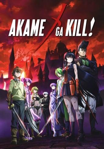 Poster of Akame ga Kill!