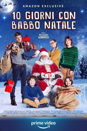 Poster of 10 giorni con Babbo Natale