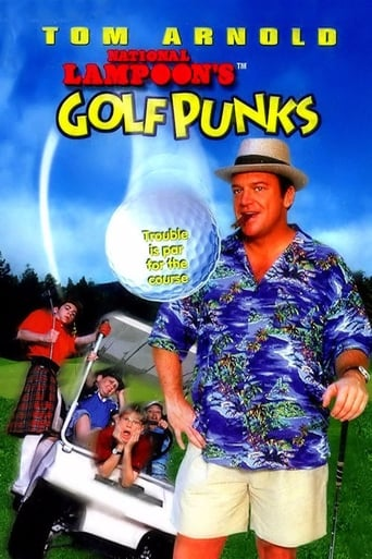 Poster of Golf Punks