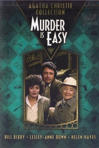 Poster of Murder Is Easy