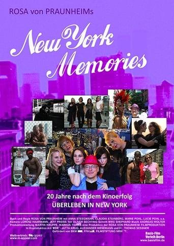 Poster of New York Memories