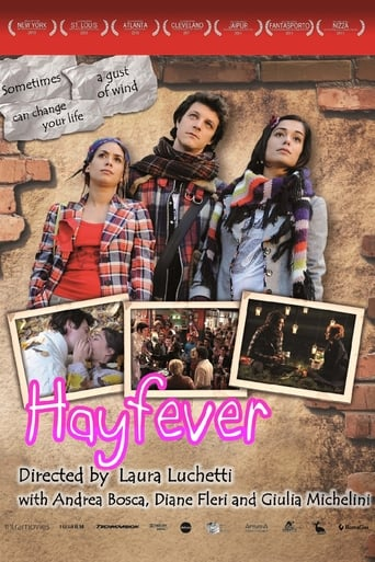 Poster of Hay Fever