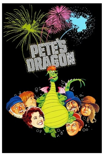 Poster of Pete's Dragon