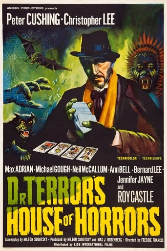 Poster of Dr. Terror's House of Horrors