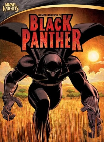 Poster of Black Panther