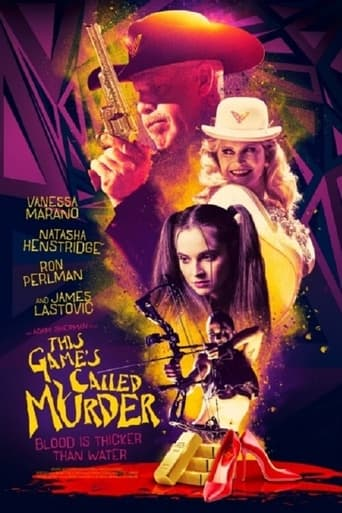 Poster of This Game's Called Murder