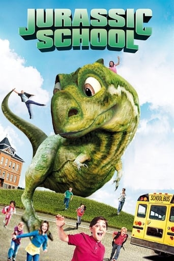 Poster of Jurassic School