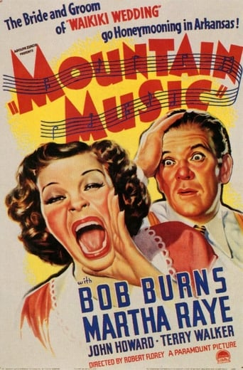 Poster of Mountain Music