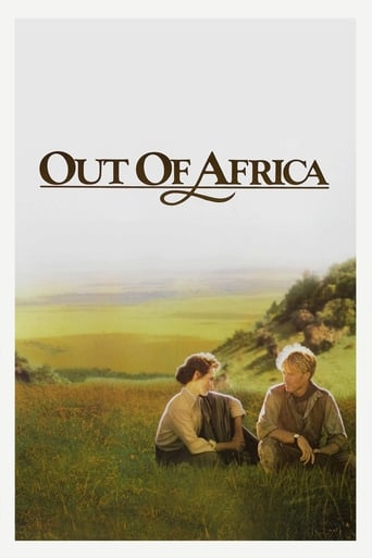 Poster of Out of Africa