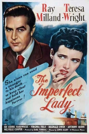 Poster of The Imperfect Lady
