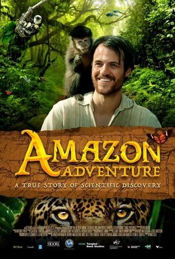 Poster of Amazon Adventure