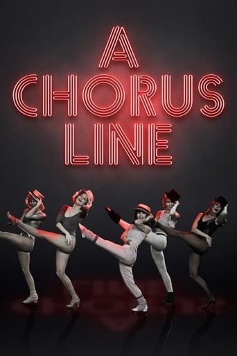 Poster of A Chorus Line