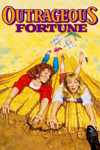 Poster of Outrageous Fortune