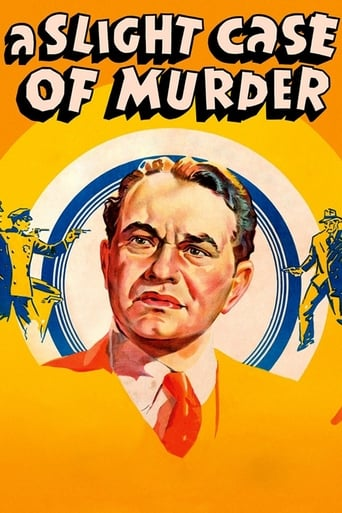 Poster of A Slight Case of Murder