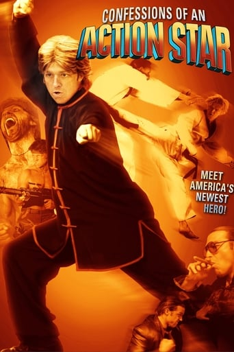 Poster of Confessions of an Action Star