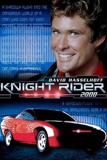 Poster of Knight Rider 2000