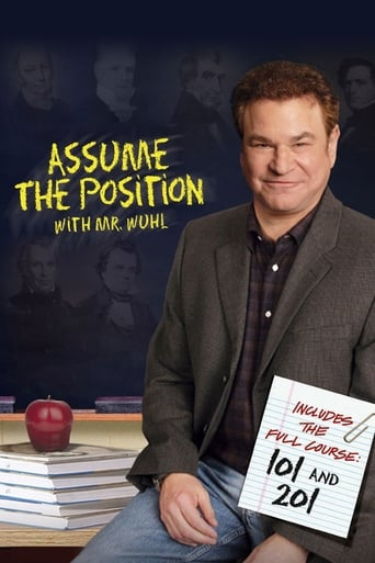 Poster of Assume the Position with Mr. Wuhl