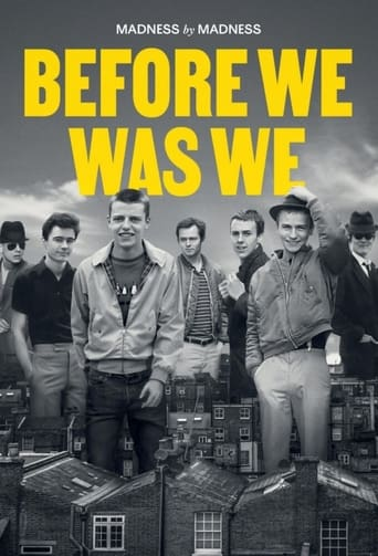 Poster of Before We Was We: Madness by Madness