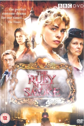 Poster of The Ruby in the Smoke