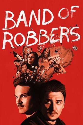 Poster of Band of Robbers
