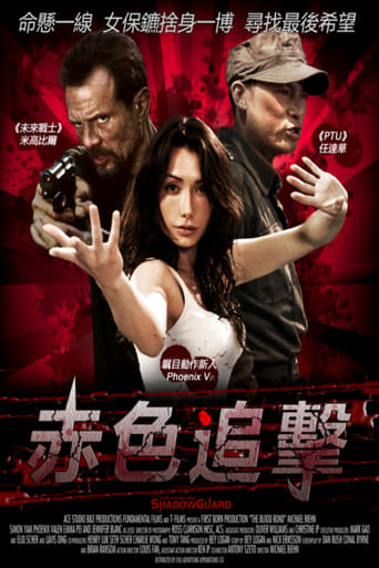 Poster of The Blood Bond