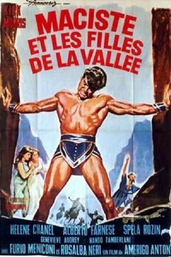 Poster of La valle dell'eco tonante