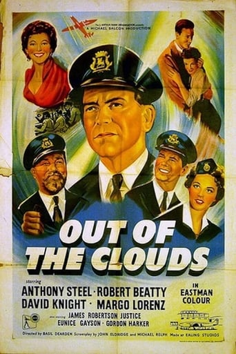 Poster of Out of the Clouds