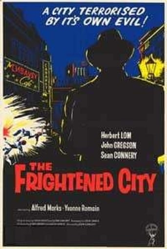Poster of The Frightened City