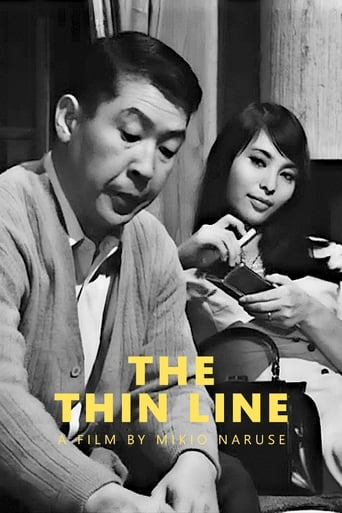 Poster of The Thin Line