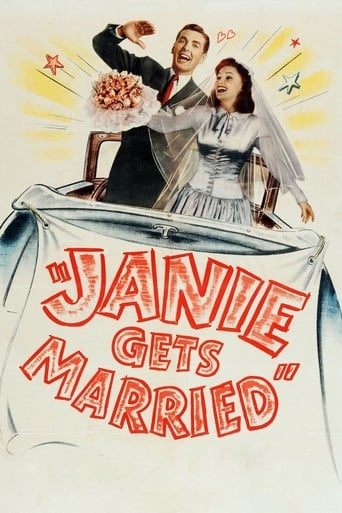 Poster of Janie Gets Married