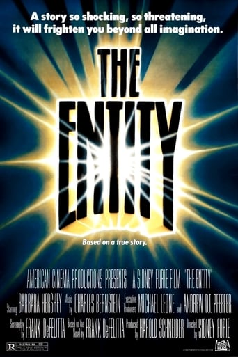 Poster of The Entity