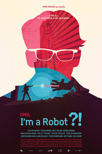 Poster of OMG, I'm a Robot!