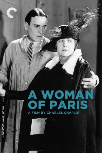Poster of A Woman of Paris: A Drama of Fate