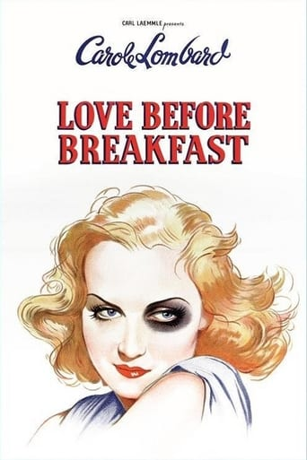 Poster of Love Before Breakfast