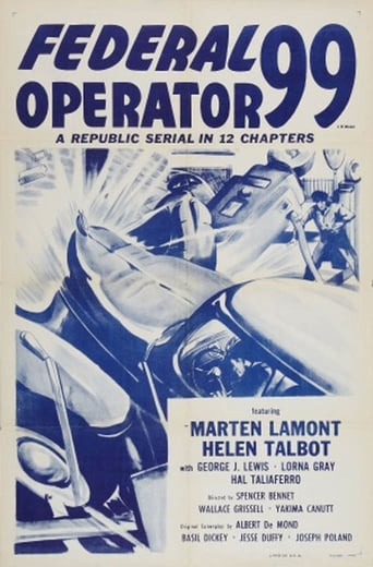 Poster of Federal Operator 99