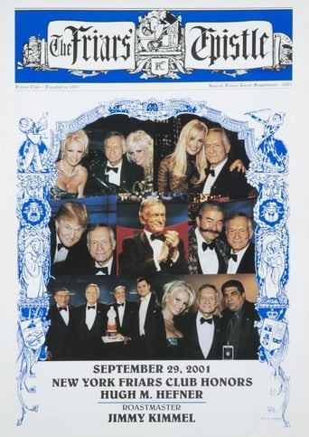 The N.Y. Friars Club Roast of Hugh Hefner