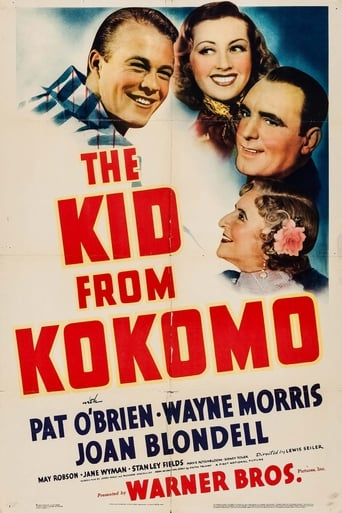 Poster of The Kid from Kokomo