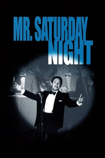 Poster of Mr. Saturday Night