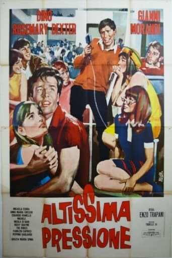 Poster of Altissima pressione