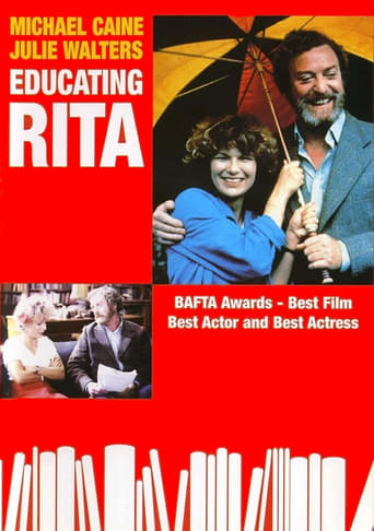 How old was Michael Caine in Educating Rita