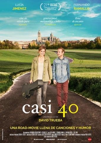 Poster of Casi 40