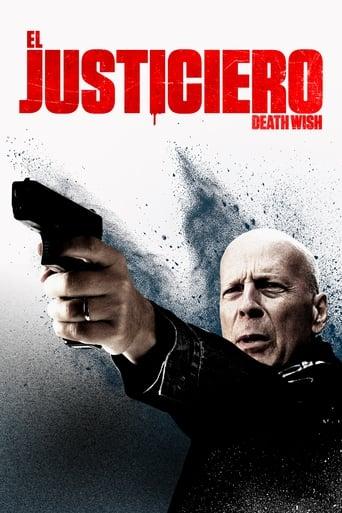 Poster of El justiciero