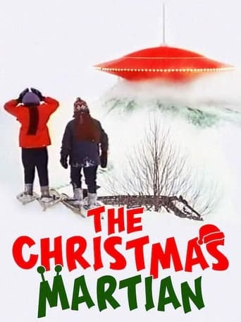 Poster of The Christmas Martian