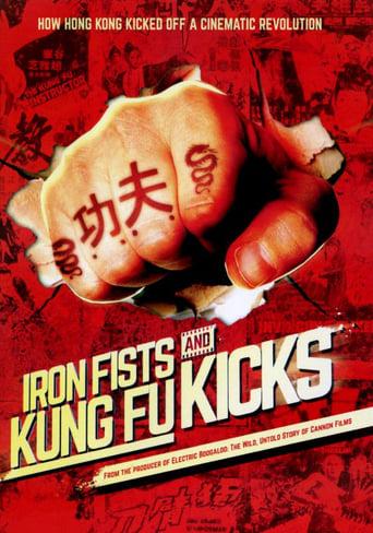 Poster of Iron Fists and Kung Fu Kicks