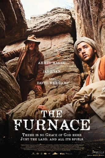Poster of The Furnace