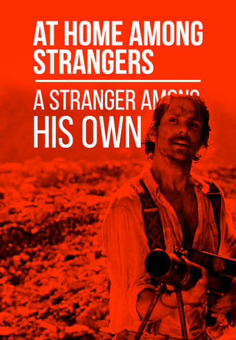 Poster of At Home Among Strangers, a Stranger Among His Own
