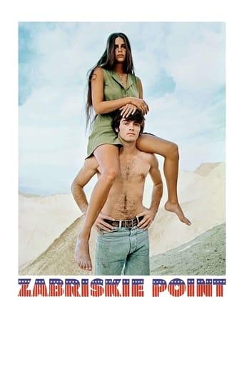 Poster of Zabriskie Point